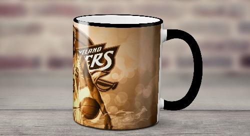 """Masinis.lt - Itin kokybiškas, keramikinis """"Lebron James"""" puodelis! Jūsų išskirtinis puodelis!"""