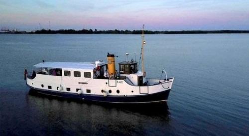 """Masinis.lt - Smagus laiko praleidimas visai šeimai, plaukiant laivu """"Forelle"""" iš Klaipėdos į Juodkrantę ir ATGAL! Vaikams iki 7 metų ir augintiniams kelionė nemokama!"""