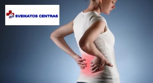 """Masinis.lt - Nebekęskite nugaros skausmo ir džiaukitės judėjimo laisve! Klasikinis nugaros masažas, sveikatos centre """"Gilės"""", Vilniuje!"""