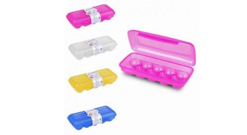 Masinis.lt - Plastikinė, 10 vnt, kiaušinių dėklas! Patogesniam laikymui šaldytuve ir transportavimui!