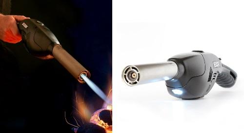 Masinis.lt - Bison Airlighter rankinis uždegėjas su 2 metų garantija! Naudokite griliui, kietojo kuro katilams, židiniams ar tiesiog gamtoje!