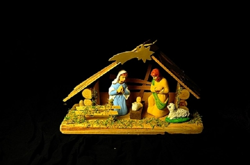 Masinis.lt - PREKĖ SANDĖLYJE! Įspūdingas ir taip reikalingas Šv. Kalėdų atributas - tradicinė prakartėlė (PLM3)!