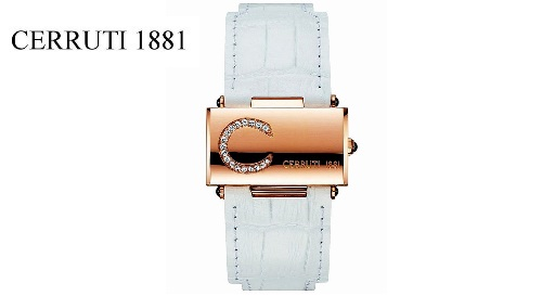 """Masinis.lt - Labai stilingas ir prabangus moteriškas """"CERRUTI 1881"""" laikrodis """"SCATOLA SOGNO"""" (CT68282X1iR032)! Puiki dovanos idėja!"""